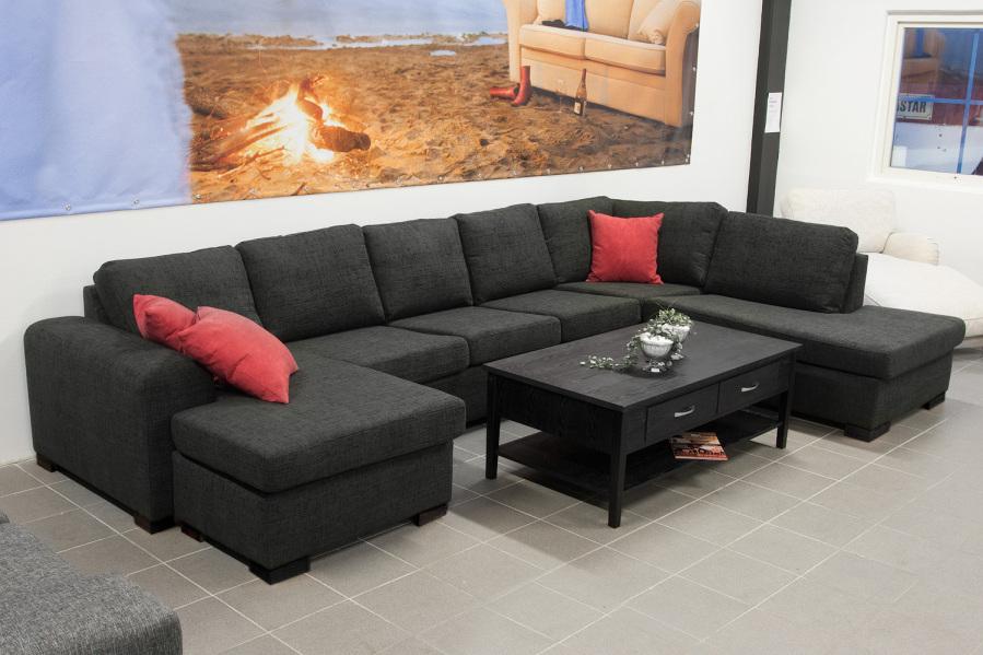 billig u sofa